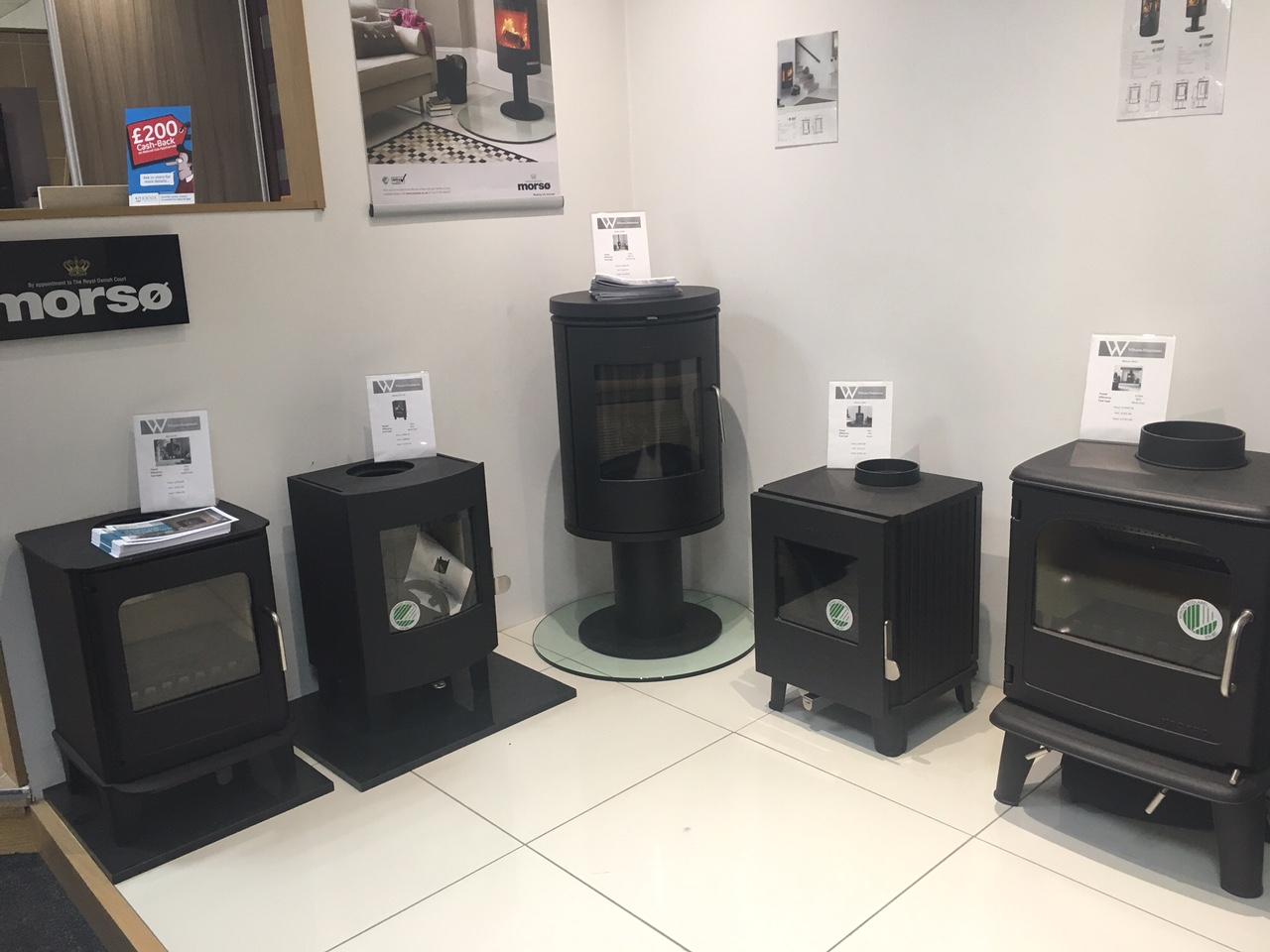 wilsons fireplaces newtownabbey morso dealers ireland